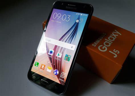 Harga Samsung J5 Warna Hitam jual samsung galaxy j5 hitam black like new garansi