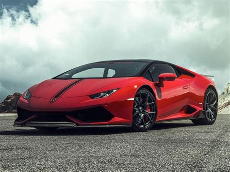 What Car Is Better Than A Lamborghini The Lamborghini Huracan Just Got Even Better Looking