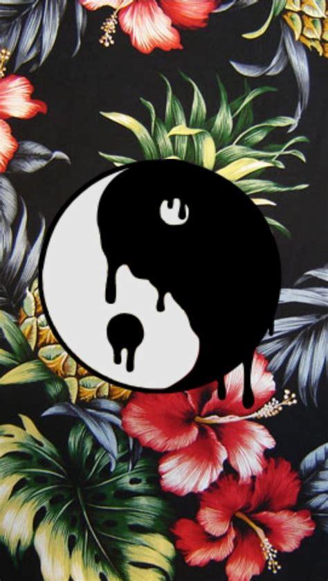 tumblr iphone wallpaper yin yang ying yang rad grunge background tumblr