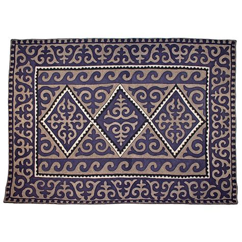 Country Style Rugs Shyrdak Rug From Felt Country Style Rugs Housetohome Co Uk