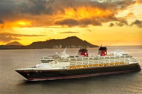 los angeles to hawaii boat time disney cruise line s inaugural 15 night los angeles to