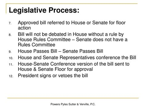 how does a representative introduce a bill in the house ppt effective advocacy for hospice and palliative care providers powerpoint