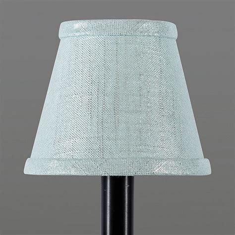 Linen Chandelier Shades Metallic Linen Chandelier Shade Ballard Designs