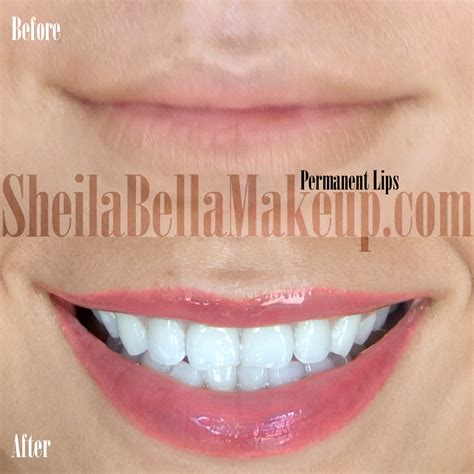 los angeles permanent makeup lips 3 sheila bella