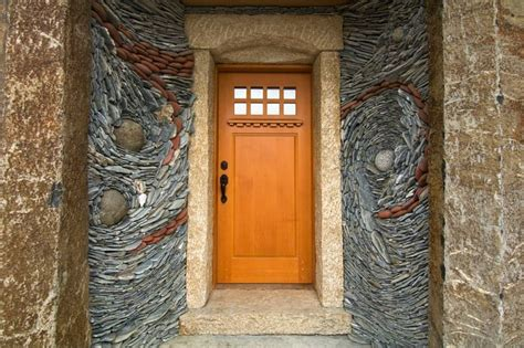 stone design stone design entryway interior design ideas