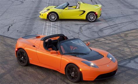 Tesla Lotus Tesla Vs Lotus