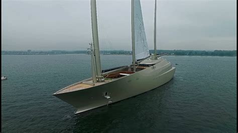 show sailing yacht sailing yacht a first sailtest remake youtube