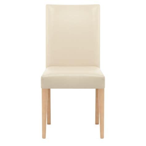 sedia pelle sedia chicago quercia in ecopelle e legno