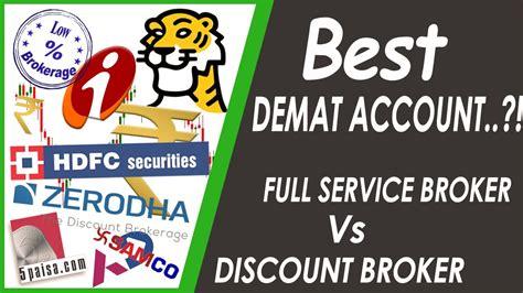 best brokerage firm best brokerage firm in india free demat account
