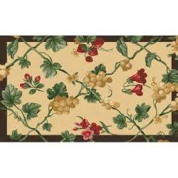 Fruit Kitchen Rug Sets Fruit Patch Cherry Three Kitchen Rug Set 14207139 Overstock Shopping Great Deals