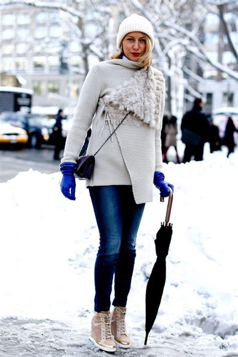 Fashion Newsletter Snow Chic by Style Tip Chic Snow Boots For Every Style Type Visual