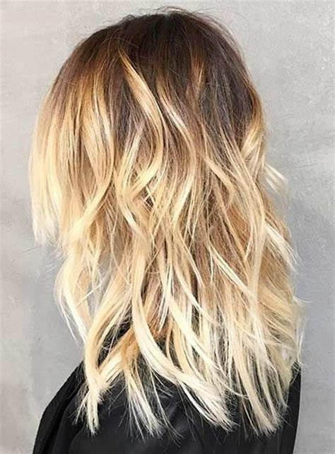 blonde roots dark ends puctures 31 stunning blonde balayage looks balayage roots and