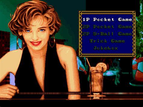 Kaset Sega 16 Bit Side Pocket Side Pocket Gamefabrique