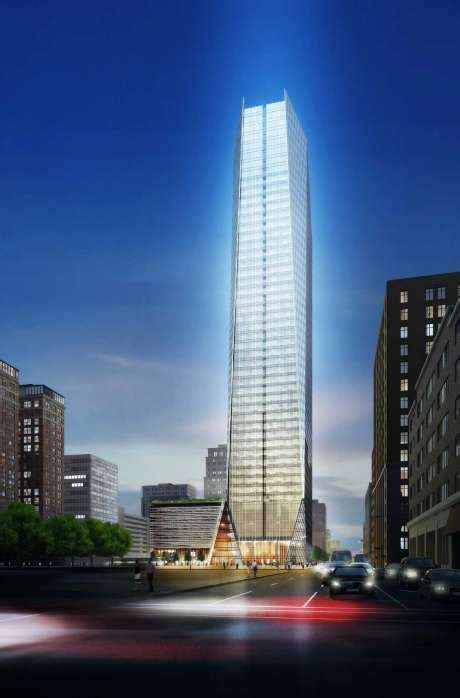 1 yonge 4th floor houston s downtown skyline to be reshaped houston chronicle