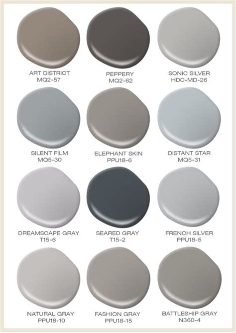 behr paint colors most popular gray can be anything but boring take a look at our