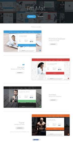 card based web design templates simple fresh petals theme business card background