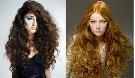 after 5 hairdos 46 long hairstyles for curly hair women hairstylo