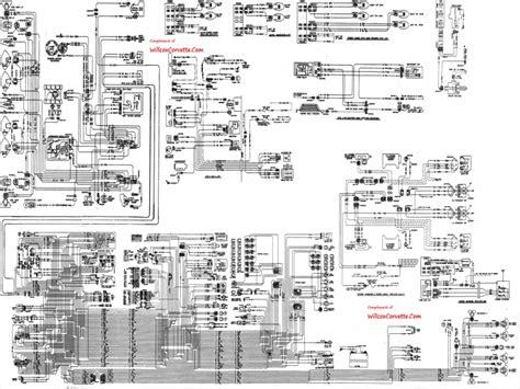 1971 corvette wiring diagram pdf wiring diagram amazing