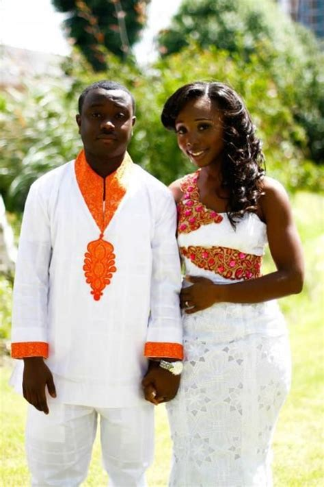 traditional marriage pictures for men ghanaian bride traditional attire african fashion