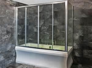 badewannen abtrennung badewannenaufsatz badewannenabtrennung schiebet 252 ren
