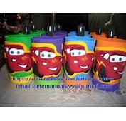 Sorpresa Dulceros Cars  Fiesta Pinterest Coches