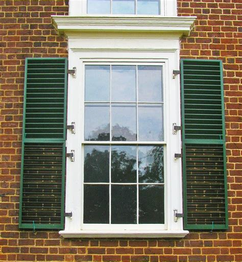shutters for house windows all about exterior window shutters oldhouseguy blog