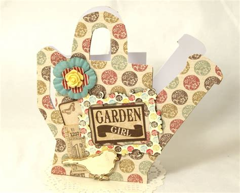 Watering Can Template Cards by Create This Handmade Watering Can C The Craft