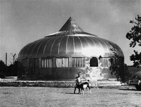 dymaxion house the wonderous bucky fuller father of the geodesic dome