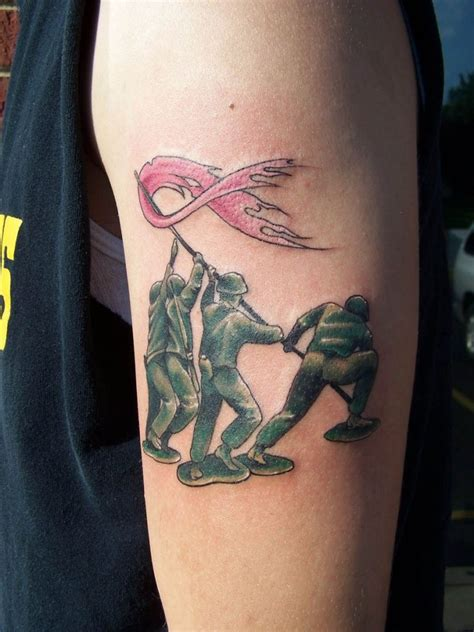 tattoos cause cancer 21 inspirational and beautiful breast cancer tattoos