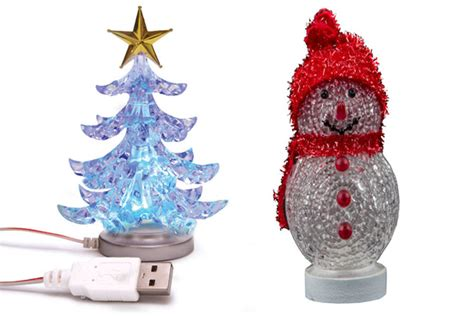 Gift Large 9454 buy ijt usb snowman tree at computers