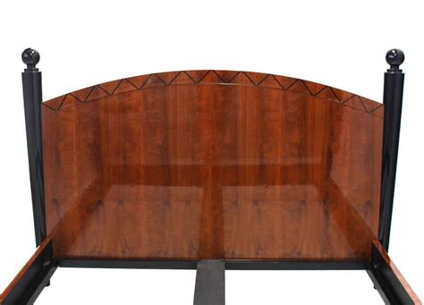 king size headboard footboard king size headboard footboard bed for sale at 1stdibs