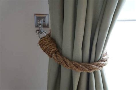 antler curtain tie backs 64 diy curtain tie backs guide patterns