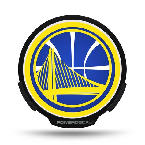 Golden State Warriors Giveaways - golden state warriors powerdecal 174