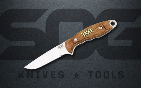 the sog huntspoint boning knife sog s american made