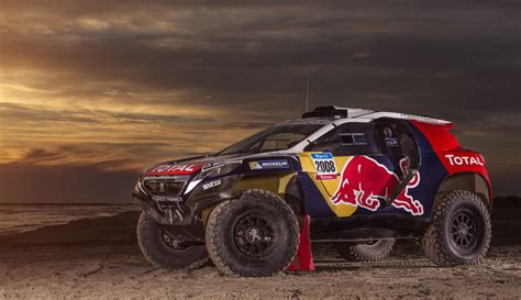 peugeot dakar peugeot previews dakar rally 2015 gtspirit