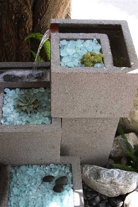 diy projects with cinder blocks awesome home projects created from concrete cinder blocks