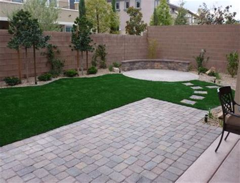 az backyard landscaping ideas small backyard backyard pinterest fire pit area