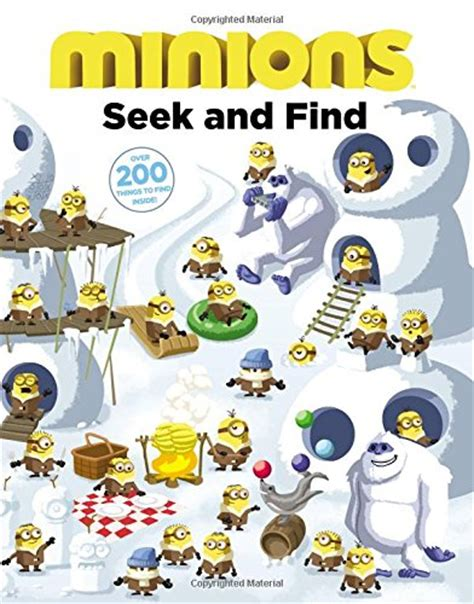 Souvenir Activity Book Tema Minions 1 it s the minions despicable me activities to get learning