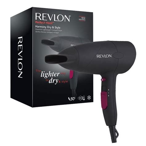 Powerful Mini Hair Dryer revlon rvdr5823uk powerful 2000w compact and lightweight