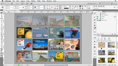 layout presentation indesign indesign cs5 interactive documents and presentations