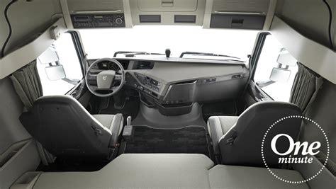 minute cab space volvo trucks magazine