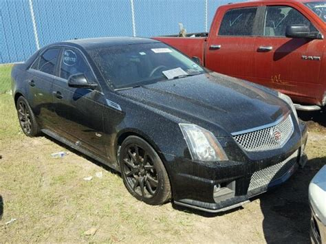 cadillac cts v for sale houston 2010 cadillac cts v for sale tx houston salvage cars