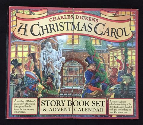 a carol picture book charles dickens a carol story book set