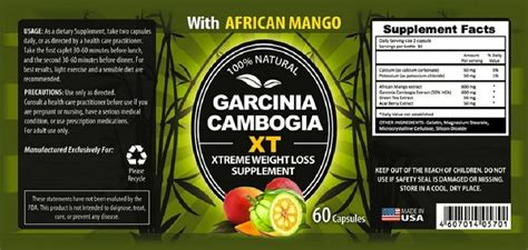 Hungry For Change 3 Day Detox Review by What Garcinia Cambogia Does Dr Oz Recommend Healthy