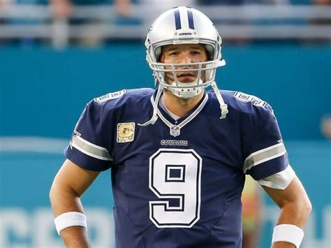 nfl qbs on facebook goodbye farewell and amen where will cowboys qb tony romo end up in 2017