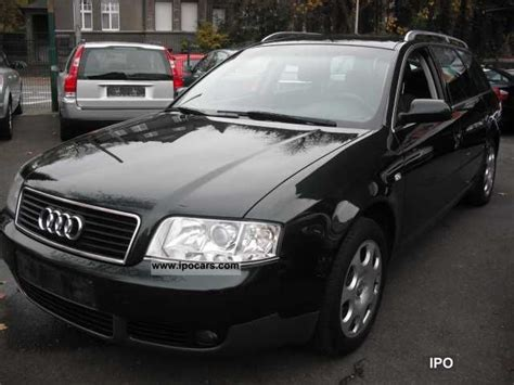 automobile air conditioning repair 2003 audi a6 on board diagnostic system 2003 audi a6 2 5tdi air tronic car photo and specs