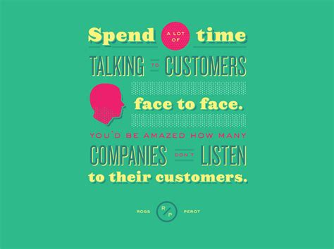 talk to customers to 30 customer service