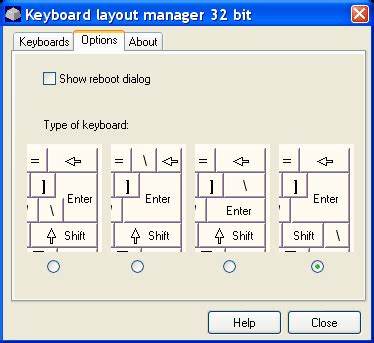 keyboard layout manager for win 7 keyboard layout manager details
