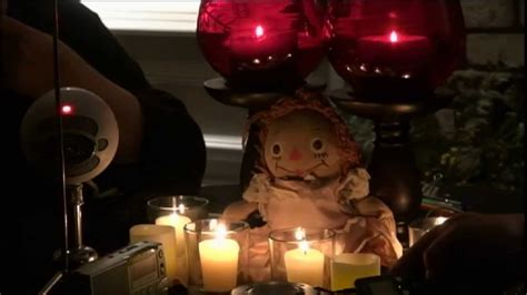 annabelle doll ghost adventures haunted annabelle doll the conjuring ghost hunt