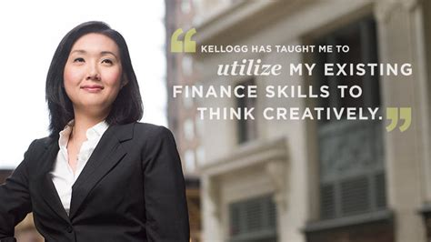 Kellogg One Year Mba Start Date by Susan Wang Kellogg Evening Weekend Mba Northwestern